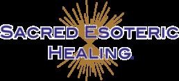 Sacred Esoteric Healing Logo